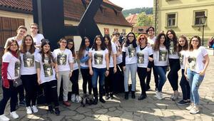 Öğrenciler Kafka'nın peşinde