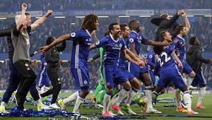 Şampiyon Chelsea galibiyet serisini 5e çıkardı