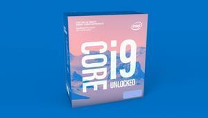 Intel Core i9 geliyor İşte tüm özellikleri