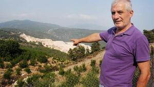 Öldürülen çevrecinin taş ocağı mücadelesini dernek üstlendi
