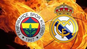 Fenerbahçe Real Madrid Final Four maçı ne zaman saat kaçta hangi kanalda canlı olarak yayınlanacak