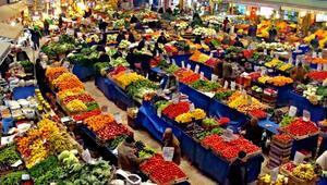 Pazardan alışveriş yapanlar dikkat Artık meyve sebze alırken...