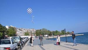 Sinop'ta Uçurtma Şenliği