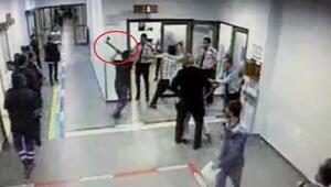 Hastanedeki baltalı saldırı son dakika... Yakalandılar...
