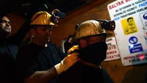 Antalyada maden ocağında 2 işçi mahsur kaldı