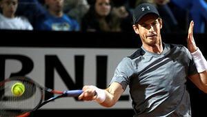 Büyük şok Murray elendi, Sharapova sakatlandı