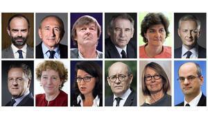 Cumhurbaşkanı Macron yeni hükümeti onayladı