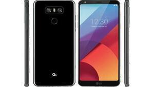 LG G6 Vodafoneda satışta