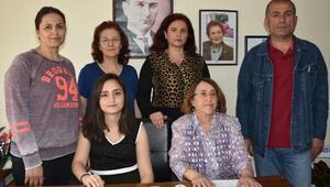 Türkan Saylan, ölümünün 7nci yılında Sivasta anıldı