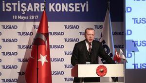 Cumhurbaşkanı Erdoğandan önemli mesajlar: Yapamıyorsak dükkanı kapatıp gidelim