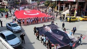 Zonguldakta 19 Mayıs coşkusu