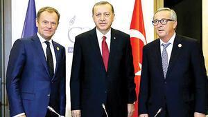 Cumhurbaşkanı Erdoğan'ın AB'yle buluşması  25 Mayıs'ta