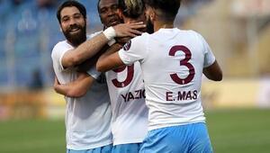 Trabzonspor Avrupa için 3 puan peşinde