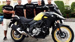 Suzuki motosiklet dünyası Bodrumda buluştu