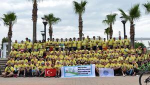 Caretta Bisiklet Festivali başladı