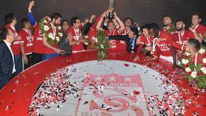 1. Ligde Sivas şampiyon oldu... İşte play off eşleşmeleri ve düşenler