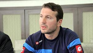 TFF 1.Ligde istifa Bayram Bektaş...