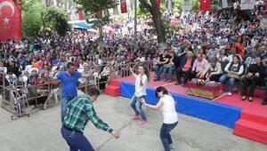 Ödemişte en taze festival