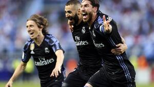 Real Madrid 5 sene sonra şampiyon