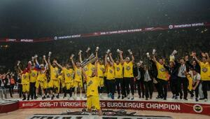 THY Euroleagude şampiyon Fenerbahçe (2)