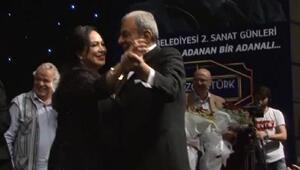 Türkan Şoray ile Ali Özgentürk dans etti - Ek fotoğraflar