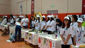 Ayvacık'ta 4006 TÜBİTAK Bilim Fuarı açıldı