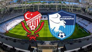 Gümüşhanespor Erzurumspor maçı hangi kanalda saat kaçta canlı olarak yayınlanacak TFF 1. Lig için son maç
