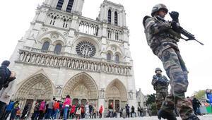 Fransa'ya 83 milyon turist gitti
