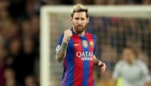 Altın Ayakkabı'nın sahibi Messi