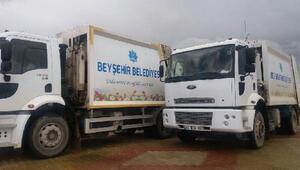 Yeni araçlar daha temiz Beyşehir için ring yapıyor