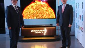 LGnin yeni OLED TVleri tanıtıldı