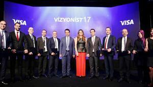 Visa Başarı Ödülleri sahiplerini buldu