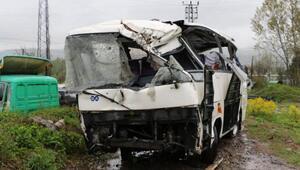Zonguldakta 10 kişinin öldüğü kazada midibüs sürücüsü asli kusurlu