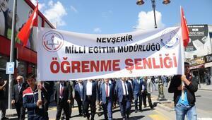 Nevşehir'de öğrenme şenliği düzenlendi