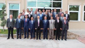 Su Yönetim Koordinasyon Toplantısı gerçekleştirildi