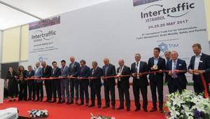 Intertraffic İstanbul Fuarı başladı