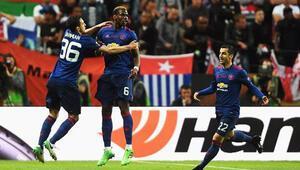 Manchester United Ajax maç sonucu: 2-0   İşte maçın özeti