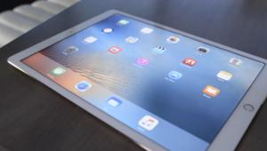 Appleın en yeni iPad Prosu ilk kez görüntülendi