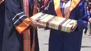 Kelkit Aydın Doğan Meslek Yüksekokulunda 12inci mezuniyet coşkusu - Ek fotoğraf