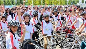 İBBden İstanbulun okullarına 39 bin bisiklet