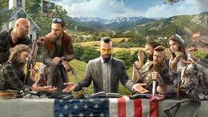 İşte karşınızda Far Cry 5in kötü karakterleri