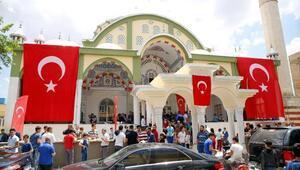 Eydibaba Camisi ibadete açıldı