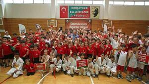 Karşıyakalı çocuklar için yaz spor okulları
