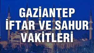 Gaziantepte sahur saat kaçta bitecek Sahur ezanı saat kaçta okunacak - Gaziantep imsakiyesi