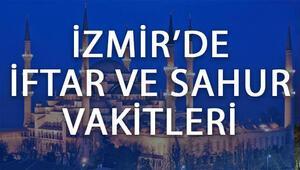 İzmir iftar saatleri 2017 İzmirde iftar vakti saat kaçta