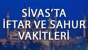 Sivasta iftar vaktine ne kadar kaldı 2017 Sivas iftar saatleri
