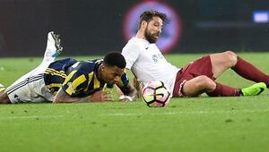 Fenerbahçe Trabzonspor maç özeti Trabzon gelecek sene için Avrupaya veda etti