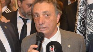 Beşiktaş 2nci Başkanı Çebi: İnşallah kazanan taraf oluruz