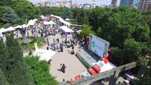 Kadıköyde 3 gün süren çevre festivali yapıldı