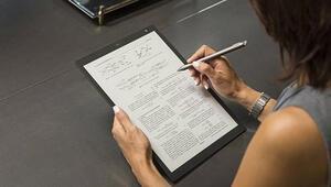 Sonyden yeni Digital Paper Tablet